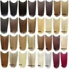 """22"""" Synthetic Straight Long Invisiable Fish Line Hair Extensions Pieces 50g/pc"""