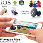 Mini Joystick Suction Cup Arcade Game Stick Controller Touch Screen Phone Tablet