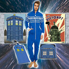Doctor Who Gifts. Mug Duvet Canvas Teapot Cookie Jar Dressing Gown Jumpsuit Bags