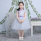 Beach Flower Girl Dress Communion Party Prom Princess Pageant Wedding Tutu Dress