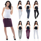 Purpless Maternity Elasticated BellyBand Pregnancy Skirts Trousers 1321 1500