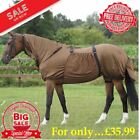 Fly Midge Eczema Combo Rug Breathable Cover Summer Blanket Brown All Sizes