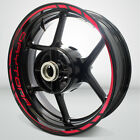 Triumph Daytona Motorcycle Rim Wheel Decal Accessory Sticker $88.74 USD on eBay