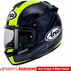 """Arai Chaser V """"Blast Yellow"""" Was £399.99 - Now £289.99 (25% OFF!)"""