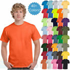 Gildan Tshirt ULTRA Cotton Short Sleeve Plain Basic T-shirt Tee S-5XL G200 image