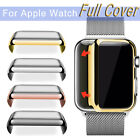 For Apple Watch Series 2 /1 Full Body Case Cover Snap On Case+Screen Protector Y