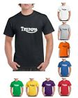 Triumph Classic Logo T-shirt Motorcycle Vintage Classic Bike Cafe Racer Indian $15.79 USD