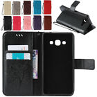For Samsung  Galaxy J7 J5 J3 2015 2016 PU Leather Flip Wallet Phone Case Cover
