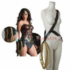 Wonder Woman Cosplay Diana Prince Costume Props Turth Rope String With Belt Prop