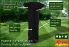 Patio Heater Luxury Polyester Fully weatherproof Furniture Cover Black or Green