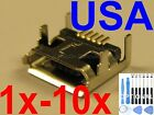 1x-10x Micro USB Charging Charger Connector For JBL Flip 3 Bluetooth Speaker USA
