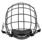 Bauer RBE III Hockey Facemask Cage! All Sizes S M L, Black White Silver Chrome
