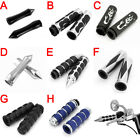 "1"" Motorcycle Handle Bar Hand Grips For Suzuki Honda Yamaha Harley Kawasaki $21.8 USD on eBay"