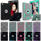 "Shockproof Heavy Duty Kickstand Case Cover For iPad Pro 10.5"" 9.7"" Air 2 Mini 3"
