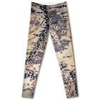 Women Middle Earth Map World Map - Unicorn New Buttery Soft PLUS Size