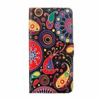 Magnetic Flip stand Card Leather wallet + TPU Case Cover For Huawei Series