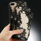 New Mandala Flower Pattern Shockproof Hard Phone Case Cover for iPhone 6s 6 Plus