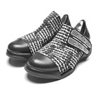 [FESSURA] Mens Mummy shoes Black Outsole Basic light Square by General Idea