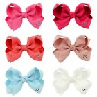 3 Inch Bowknot BabyGirl Bow Hair Clip Grosgrain Ribbon Boutique Hairpin