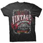 Vintage Aged To Perfection 1971 - STURGIS POSTER STYLE - 46th Birthday Gift