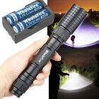 Tactical Police 90000Lumens T6 5Modes LED Flashlight Aluminum Torch Zoomable USA <br/> 3 Days Big Promotions ! 4726+sold ! Up to 50% off !