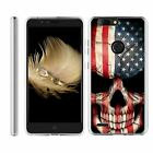For ZTE Blade Z Max / Sequoia / ZMax Pro 2 Slim Fitted Cover Flexible TPU Case