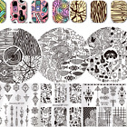 Nail Art Stamping Plate Manicure Stamp Image Printing Template Decor Born Pretty