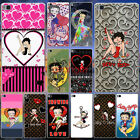 Betty Boop Cartoons for huawei P8 P9 Lite Hard Cover Case $3.59 CAD