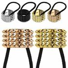 Women&Girl Punk Gothic Hair Cuff Ponytail Clip Tie Holder Hair Band Elastic Wrap