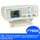 New Dual-channel Arbitrary Waveform DDS Function Signal Generator FY6600S