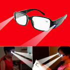 Unisex Reading Glasses With LED Light Assorted Magnifier Lightweight Eyewear