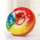 HA New Plush Donut Food Pillows Stuffed Toys Dolls Cartoon Donuts Pillow Cover