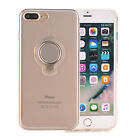 For iPhone 6 6S 7 Plus New Shockproof Case + Ring Stand For Car magnet Stand CL
