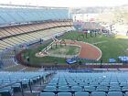 2 SF Giants vs Los Angeles Dodgers 7 28 Tickets FRONT ROW 14RS Dodger Stadium