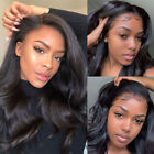 Brazilian Virgin Human Hair Wigs Super Silk Top Base 360 Full Frontal Lace Wig h