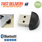 New Mini USB Bluetooth Adapter Dongle PC LAPTOP WIN XP 7 8 Receiver Transmitter <br/> **Low Price***US Seller*** Fast Shipping**
