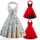 CHEAP Vintage 50's 60s Retro Style Swing Pinup Girls Evening Prom TEA Dresses