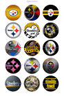 "NFL BOTTLE CAP IMAGES 30 1"" CIRCLES ALL TEAMS YOU PICK $3.45 ***FREE SHIPPING*** $3.45 USD on eBay"