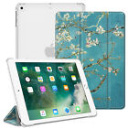 For Apple iPad Air 2nd Gen 2014 Case Cover Stand withTranslucent Frosted Back