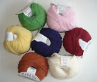 Classic Elite Pebbles Yarn 8 colors available, now blue, too!