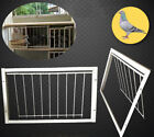80x26cm Wires Bars Frame Racing Pigeon Entrance Fantail Tumbler Loft Supply /
