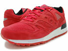 "{S70198-1} Saucony Grid SD Shoes Red/White ""NEW"""