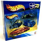 Mattel Hot Wheels 100 Piece Jigsaw 2 Styles Age 5-8 New Unopened Ideal Gift