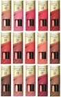 Max Factor Lipfinity Lipstick Two Step New In Box - Choose Your Shade