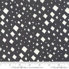 Moda Fabrics - Savannah Diamonds Charcoal 48223 15 by Gingiber - Quilt, Quilting