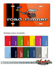 """1968 - 1970 Plymouth Road Runner """"Beep Beep"""" Novelty 8x12 Aluminum License Plate"""