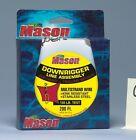 Mason Tackle DOWNRIGGER Line Assembly 150 Lb Test 150 ft, 200 ft, 300 ft, 400 ft