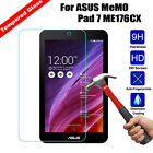 New Real Tempered Glass Screen Protector Cover Film For ASUS MeMO Pad 7 ME176CX
