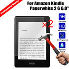 2Pcs 9H Genuine Tempered Glass HD Screen Protector Cover For Kindle fire 7 2015