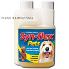 BEEF FLAV SYNFLEX FOR DOGS LIQUID GLUCOSAMINE. SYN-FLEX RELIEVES JOINT PAIN FAST